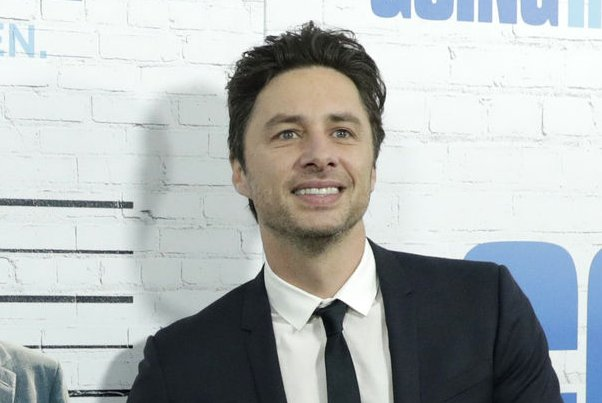Zach Braff and others cast members of Scrubs reunited at the Vulture Festival in Los Angeles. File Photo by John Angelillo/UPI