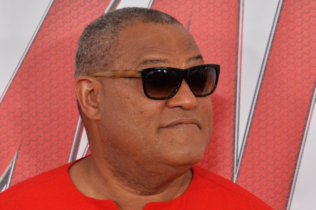 Actor Laurence Fishburne is heading back to Broadway in the revival of American Buffalo. File Photo by Jim Ruymen/UPI