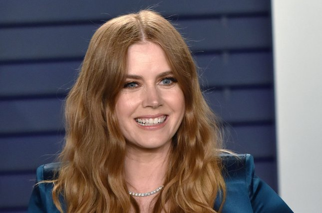 Amy Adams stars in The Woman in the Window, a new film coming to Netflix in May. File Photo by Christine Chew/UPI