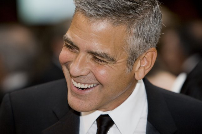 One of the world's most popular bachelors, George Clooney, is no longer eligible after getting married in Venice on September 27, 2014. UPI/Kristoffer Tripplaar/Pool
