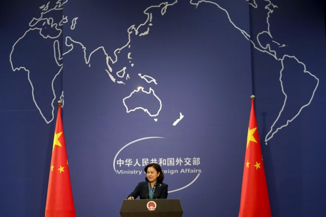 Chinese foreign ministry spokeswoman Hua Chunying said Wednesday Chinese tech firms are being unfairly targeted. File Photo by Stephen Shaver/UPI