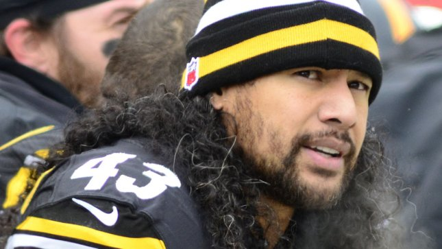 troy polamalu to get first haircut in more than 10 years