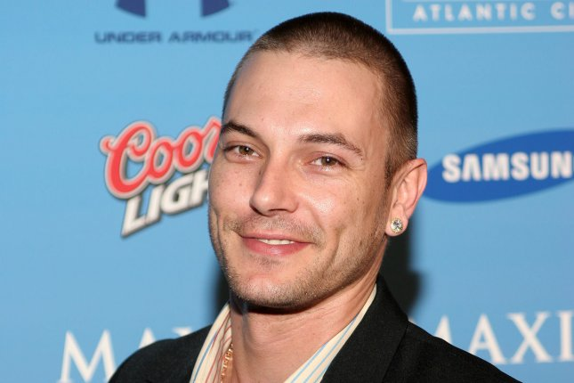 Kevin Federline attends the Hotel De Maxim Super Bowl party on February 2, 2007. File Photo by Martin Fried/UPI