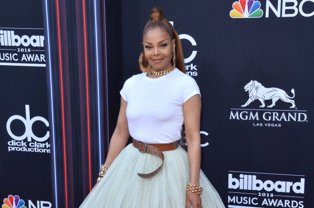 Janet Jackson was honored at the BMI R&B/Hip-Hop Awards with the Icon Award. File Photo by Jim Ruymen/UPI