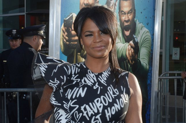 Cast member Nia Long attends the premiere of Keanu in Los Angeles on April 27, 2016. The actress has joined the ensemble of NCIS: Los Angeles for Season 9. File Photo by Jim Ruymen/UPI