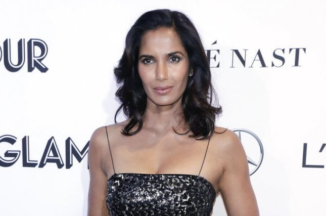Padma Lakshmi paid tribute to her angel Fatima Ali following the Season 15 contestant's death from bone cancer. File Photo by Jason Szenes/UPI