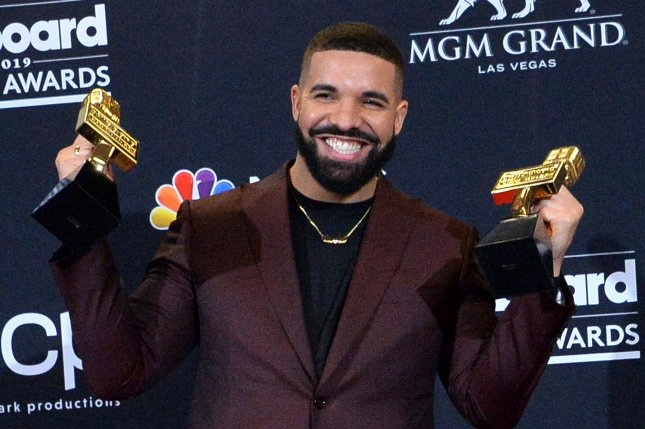 Drake pushed back the release of his sixth album, Certified Lover Boy, amid his recovery from a knee surgery. File Photo by Jim Ruymen/UPI