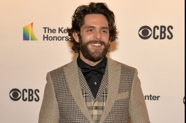 Thomas Rhett will be headlining Stagecoach 2022 along with Carrie Underwood and Luke Combs. Maren Morris and Brothers Osborne are also performing. File Photo by Mike Theiler/UPI
