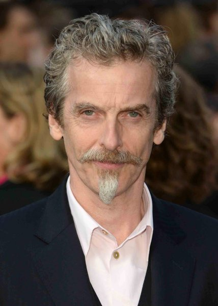 Peter Capaldi portrays the Twelfth Doctor on 'Doctor Who.' File photo by Paul Treadway/UPI