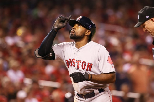 Red Sox put Jackie Bradley Jr. on disabled list