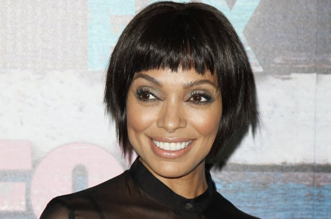 Tamara Taylor will star with Christopher Meloni and Dylan McDermott on the NBC series Law & Order: Organized Crime. File Photo by Danny Moloshok/UPI