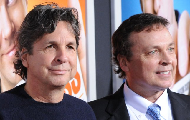 Writer and director Peter Farrelly (L) and writer and director Bobby Farrelly attend the premiere of their new motion picture comedy Hall Pass, at the ArcLight Cinerama Dome in Los Angeles on February 23, 2011. UPI/Jim Ruymen