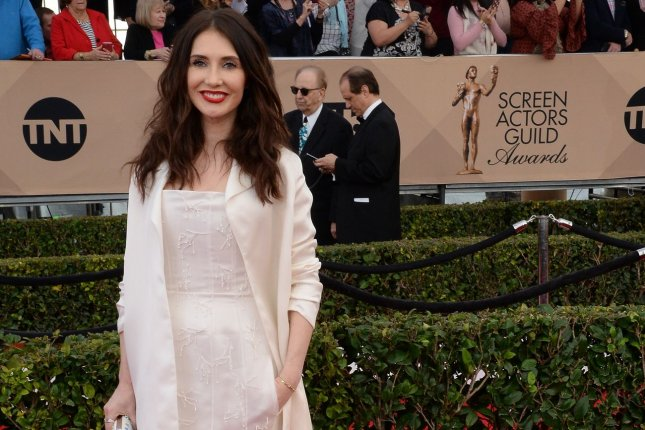 Actress Carice van Houten at the 22nd annual Screen Actors Guild Awards in Los Angeles on January 30, 2016. Photo by Jim Ruymen/UPI