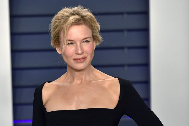 Renée Zellweger performs Somewhere Over the Rainbow in the first Judy trailer. File Photo by Christine Chew/UPI