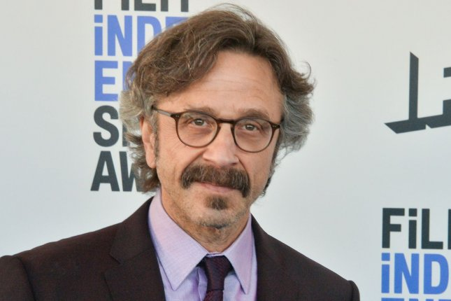 Marc Maron's podcast WTF with Marc Maron was honored at the first Ambies Awards. File Photo by Jim Ruymen/UPI
