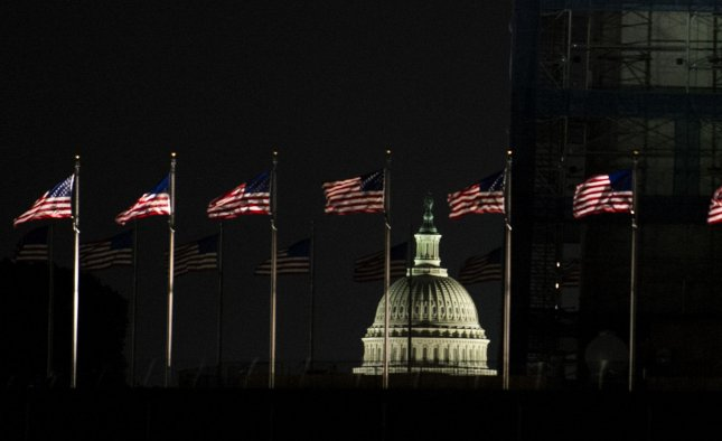 U.S. Congress' approval at 15 percent
