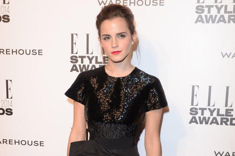 British actress Emma Watson. UPI/ Rune Hellestad
