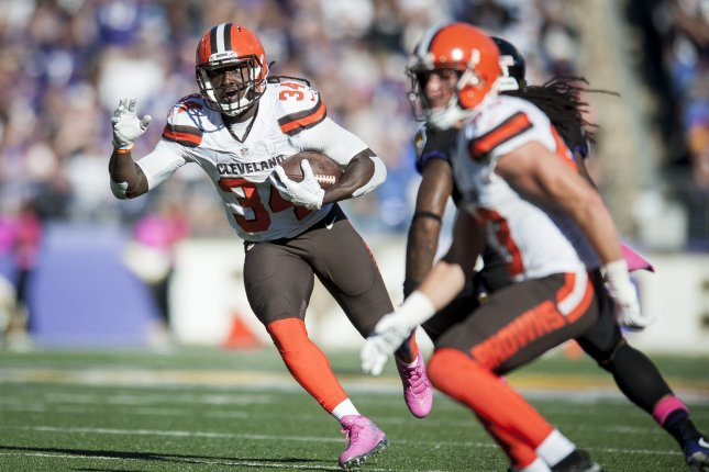 sale retailer df8f6 e72f5 Jets RB Isaiah Crowell admits never knowing role with Browns ...