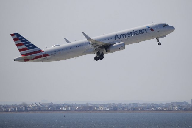 American Airlines said the grounding of the Boeing 737 Max 8 is costing the airline millions in losses. File Photo by John Angelillo/UPI