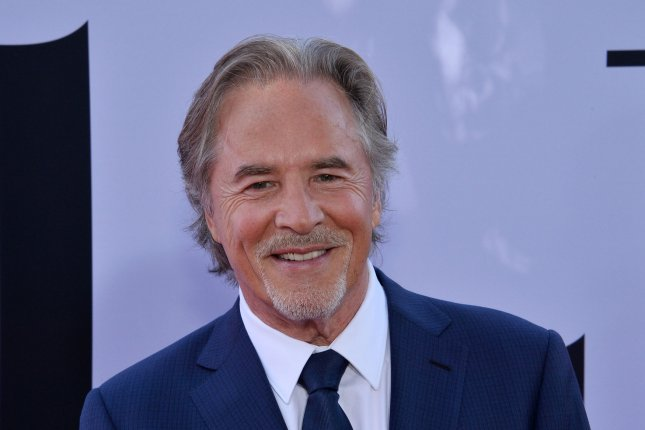 Actor Don Johnson is prominently featured in the trailer for the new HBO series Watchmen. File Photo by Jim Ruymen/UPI