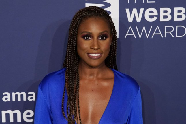 Issa Rae will make the fifth season of Insecure the show's last. File Photo by John Angelillo/UPI
