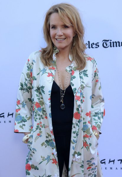 Lea Thompson attends the premiere of The Book of Henry at the ArcLight in Culver City, Calif., on June 14, 2017. The actor turns 60 on May 31. File Photo by Jim Ruymen/UPI