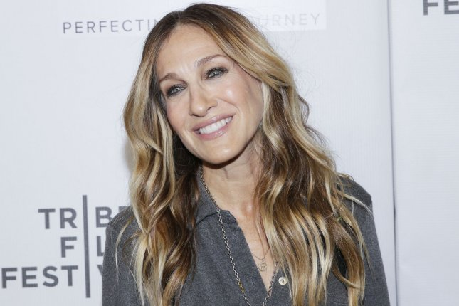 Sarah Jessica Parker stars in new footage for HBO's upcoming Sex and the City revival titled And Just Like That... File Photo by John Angelillo/UPI