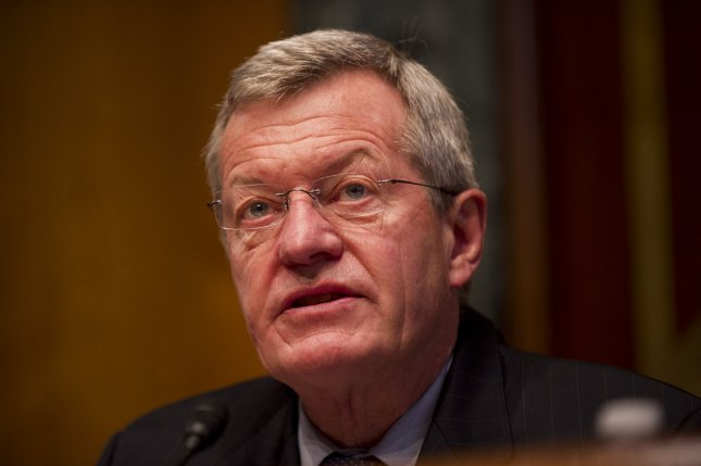 The U.S. Senate voted unanimously to confirm Sen. Max Baucus, D-Mont, as U.S. ambassador to China. 2013 file photo. UPI/Kevin Dietsch