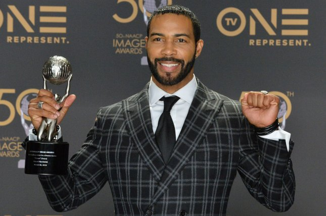 Actor Omari Hardwick is set to return for a sixth and final season of the Starz series, Power. File Photo by Jim Ruymen/UPI