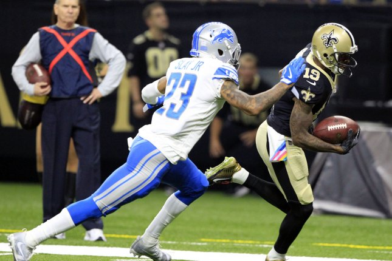 Former Detroit Lions cornerback Darius Slay (23) was traded to the Philadelphia Eagles last week. File Photo by AJ Sisco/UPI