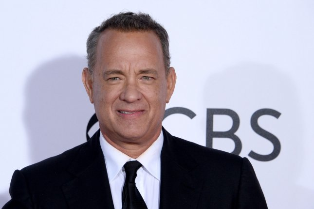 Tom Hanks attends the 43rd annual People's Choice Awards at the Microsoft Theater in Los Angeles on January 18, 2017. On July 6, 1994, Forrest Gump opened in U.S. theaters, earning Hanks his second Oscar for Best Actor. File Photo by Jim Ruymen/UPI