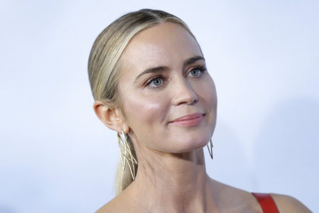 Emily Blunt arrives at the A Quiet Place Part II world premiere in 2020 in New York City. The film was No. 1 at the box office when it was released this weekend. File Photo by John Angelillo/UPI