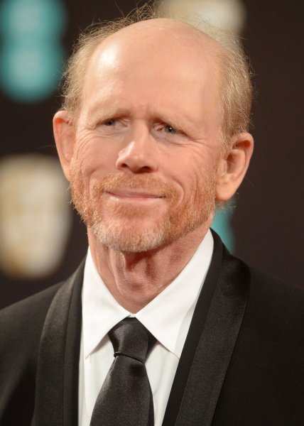 Ron Howard attends the 70th EE British Academy Film Awards in London on February 12. The director began work on the untitled Han Solo movie this week. File Photo by Paul Treadway/ UPI