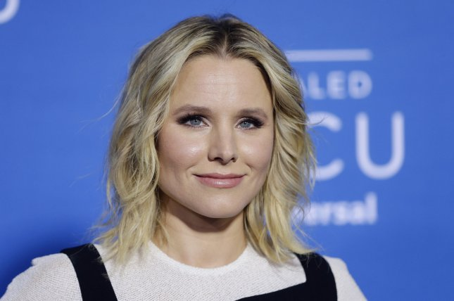 Kristen Bell will host the upcoming SAG Awards, becoming the event's first-ever emcee. File Photo by John Angelillo/UPI