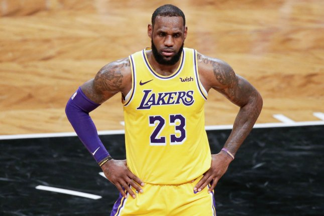 new products a4aad 9950f Los Angeles Lakers to reduce LeBron James' minutes for rest ...