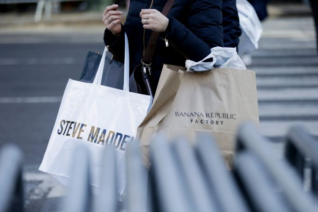 The decline in September was the first in U.S. retail sales since March. File Photo by John Angelillo/UPI