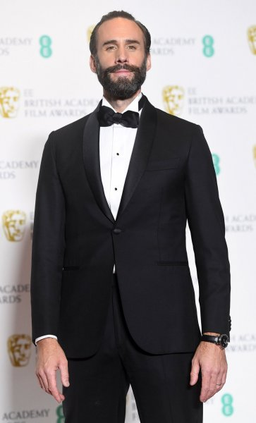 Joseph Fiennes attends the Winner's Room at the British Academy Film Awards at the Royal Albert Hall in London on February 10, 2019. The actor turns 50 on May 27. File Photo by Rune Hellestad/UPI