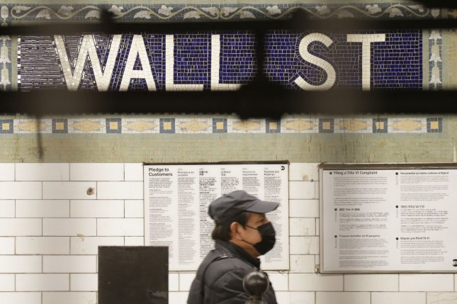 The New York Stock Exchange had said New Year's Eve that it would be delisting three Chinese telecoms due to a President Donald Trump executive order banning U.S. investment to firms linked to the Chinese military. Photo by John Angelillo/UPI