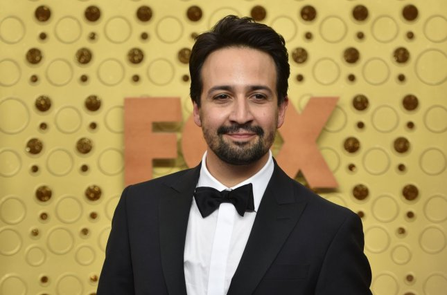 Lin-Manuel Miranda will be heard in the DuckTales finale on March 15. File Photo by Christine Chew/UPI