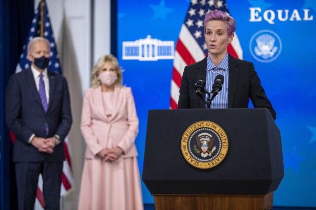 Equal Pay Day: Megan Rapinoe says she and her teammates are 'devalued'