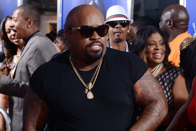 Cee Lo Green recorded Pharrell's 'Happy,' but his team passed on it