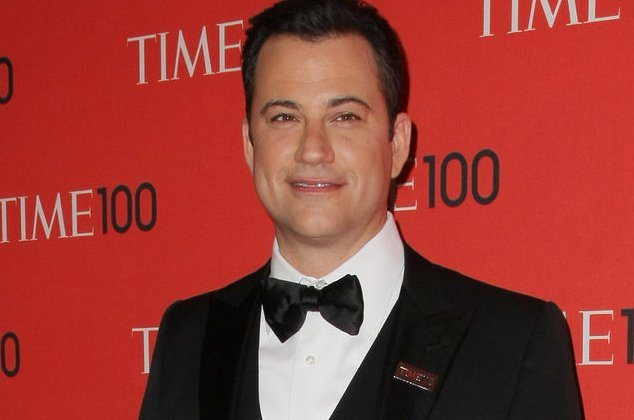 Jimmy Kimmel arrives at the TIME 100 Gala at Jazz at Lincoln Center on April 23, 2013 in New York City. File Photo by Monika Graff/UPI