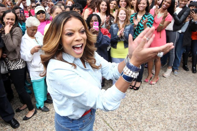 Wendy Williams updated fans after passing out on live television Tuesday. File Photo by Bill Greenblatt/UPI