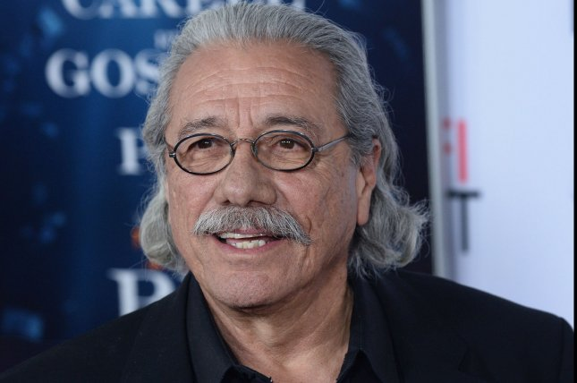 Actor Edward James Olmos will soon be seen in the Sons of Anarchy spin-off Mayans MC. File Photo by Jim Ruymen/UPI