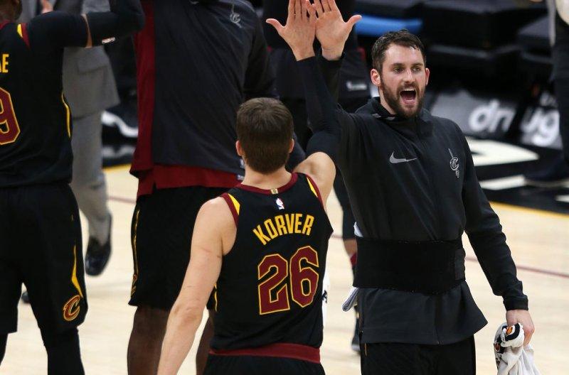 promo code 0fd66 d5bc0 Cleveland Cavaliers trade Kyle Korver to Utah Jazz - UPI.com