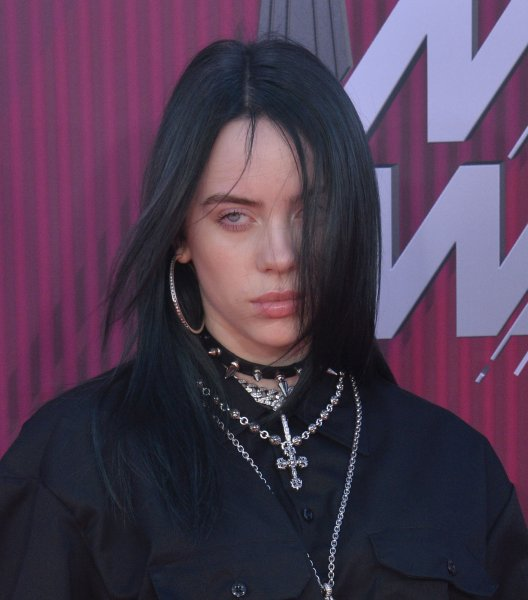 Singer-songwriter Billie Eilish has the No. 1 album in the United States this week. File Photo by Jim Ruymen/UPI