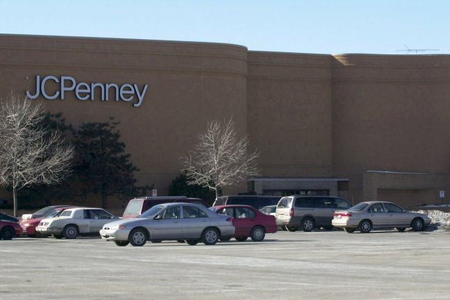 JC Penney announced it would close about one-third of its 846 locations in weaker U.S. malls as part of a Chapter 11 bankruptcy strategy. Photo by Tannen Maury/UPI