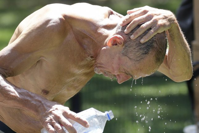Phoenix could add even more 100-degree days this year as soaring temperatures continue through October. File Photo by John Angelillo/UPI