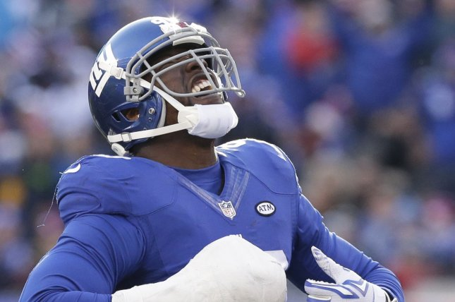 Jason Pierre-Paul gets another franchise tag from Giants