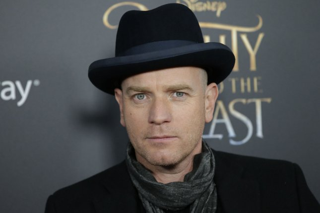 Ewan McGregor arrives on the red carpet at the Beauty And The Beast New York Screening on March 13. McGregor stars in the first trailer for Fargo Season 3 alongside Carrie Coon and Mary Elizabeth Winstead. Photo by John Angelillo/UPI